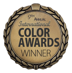 Wins at International Color Awards!